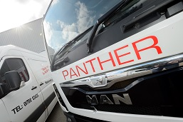 UK's Panther purrs with new services