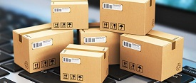 Cross-border parcel volumes are soaring<p> thanks to e-commerce growth