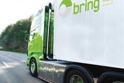 Bring is Posten Norge's logistics brand