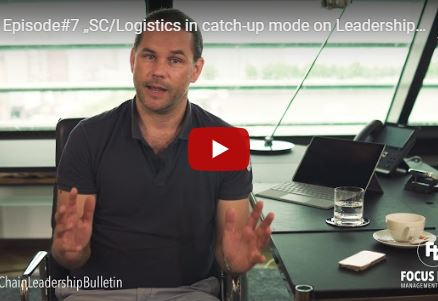 #7 SC/Logistics in catch-up mode on Leadership?