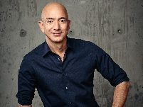 Amazon - CEO Jeff Bezos