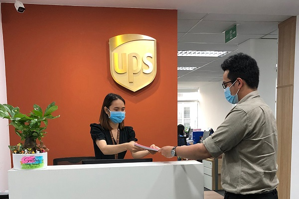 UPS Vietnam operations have created 45 new jobs