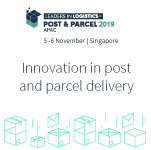 Leaders in Logistics - Post & Parcel 2019, Singapore, Nov 5 - 6