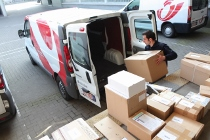 25% more parcels for bpost
