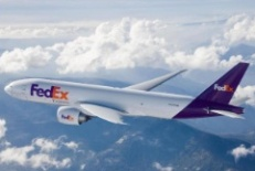 Lower revenues and profits at FedEx Express