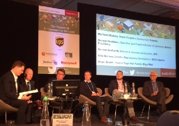 Royal Mail, Norway Post, Zalando, SPSR and UPS <p>discuss e-commerce delivery