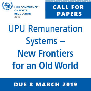 UPU Conference on Postal Regulation 2019, Mar 8