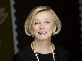 Royal Mail Group CEO Moya Greene