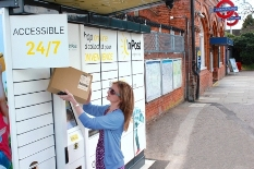 Will parcel lockers help cut delivery costs?