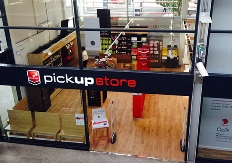 A Pickup Store in Paris