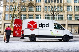 DPD Germany expects 15% more parcels <p>during the 2018 peak season