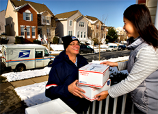 USPS will deliver fewer holiday packages this year