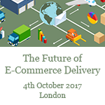 The future of e-commerce delivery 2017 - London Oct 4th