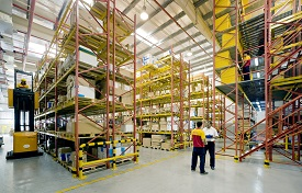 DHL is racking up space in Colombia