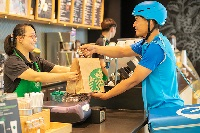 Ele.me will deliver for Starbucks