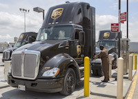 UPS CNG Fueling Station