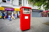 Royal Mail trials parcel postboxes