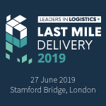 Leaders in Logistics - Last Mile Delivery, London, Jun 27