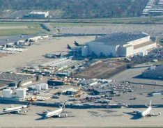UPS' Worldport global air hub