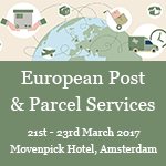 European Post & Parcel Services, 21-23 March 2017, Amsterdam