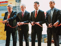 DHL Express opens new Sofia facility